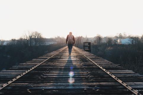 railroad walk
