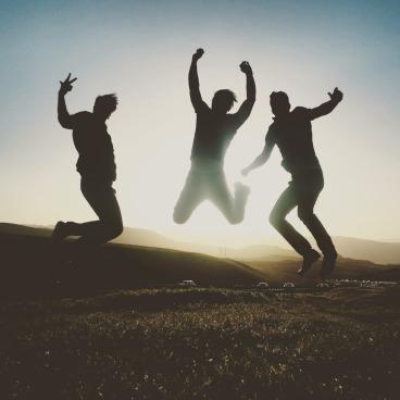 people-jump