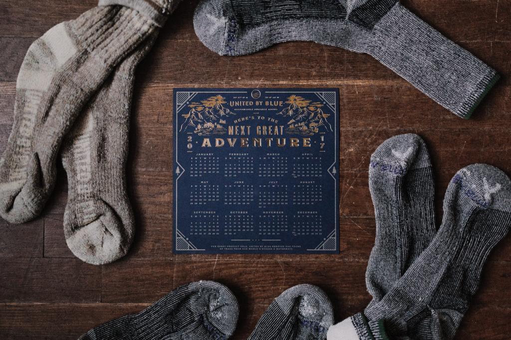 Cozy Calendar